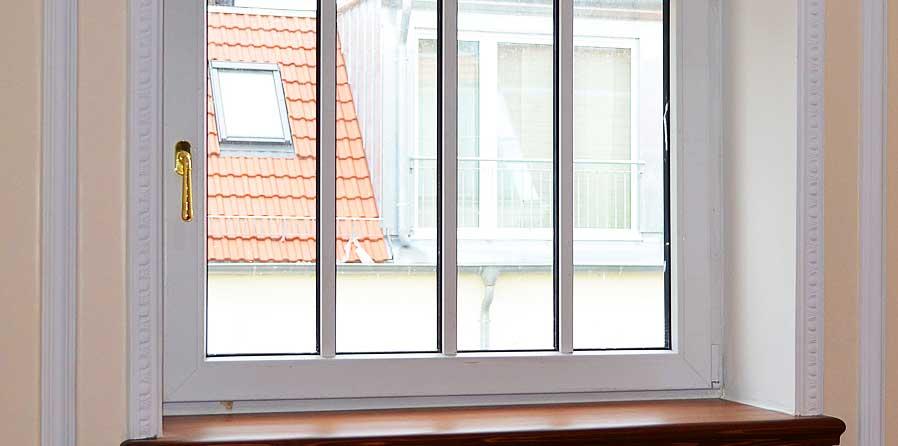 Fenster nach Denkmalschutzvorgaben