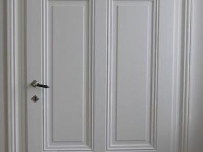 restaurierte alte Zimmertüren